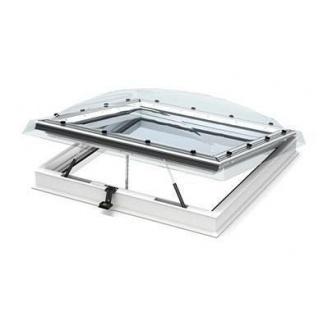 Зенитное окно VELUX INTEGRA CVP 0573 100100 100х100 см с дистанционным управлением