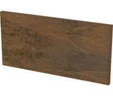 Клинкерная плитка Paradyz Semir Beige Базoвая под ступени cтруктурная 30x14,8 см