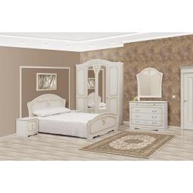 Спальня Мир мебели Луиза патина