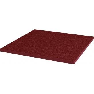 Клинкерная плитка Paradyz Natural Rosa базовая структурная 30x30 см Duro