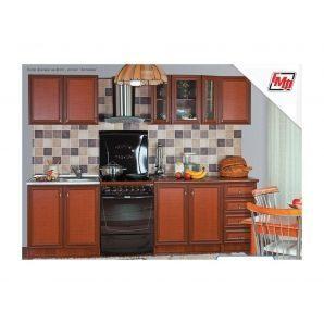 Кухня БМФ Тина Нова с пеналом 2,0 м ротанг итальянский