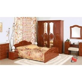 Спальня БМФ Глория вишня лак