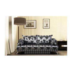 Диван Мебель Прогресс Фиеста 2090x960x810 мм серый