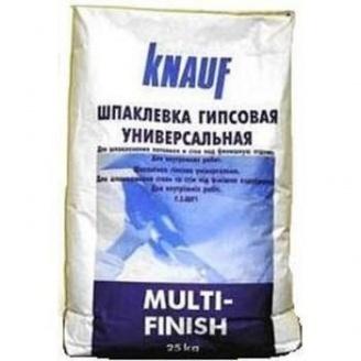 Шпаклевка Кнауф Мультифиниш 25 кг