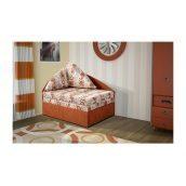 Диван детский Мебель Прогресс Юнга 1716x945x440 мм коричневый