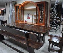 Дубовая и сосновая мебель для дома и сада, ресторана и кафе