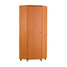 Шкаф для одежды угловой БМФ атлант Ш-1464 700х1930х570 мм ольха