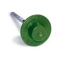 Цвяхи Onduvilla 65 мм 400 шт зелені