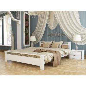 Кровать Эстелла Афина 107 160x200 см щит