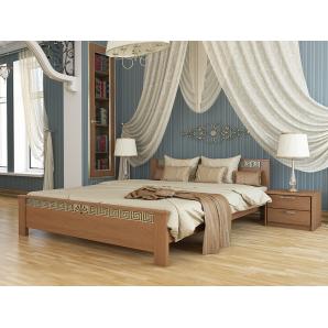 Ліжко Естелла Афіна 105 180x200 см масив
