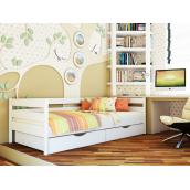Кровать Эстелла Нота 107 80x190 см массив