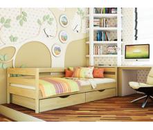 Кровать Эстелла Нота 102 90x200 см щит
