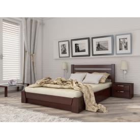 Ліжко Естелла Селена 104 120x200 см масив