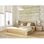Кровать Эстелла Селена Аури 102 120x200 см массив