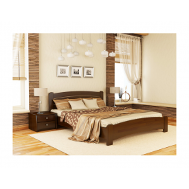 Ліжко Естелла Венеція Люкс 101 2000x1400 мм щит