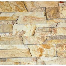 Камень соломка ALEX Group Сланец болгарский персиковый
