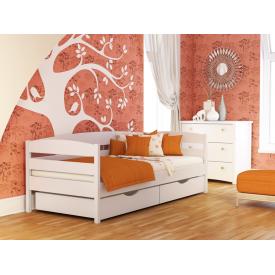 Ліжко Естелла Нота Плюс 107 90x200 см масив