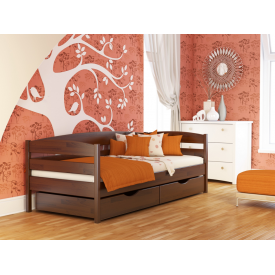 Ліжко Естелла Нота Плюс 108 90x200 см масив