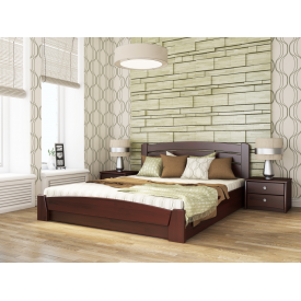 Кровать Эстелла Селена Аури 104 140x200 см щит