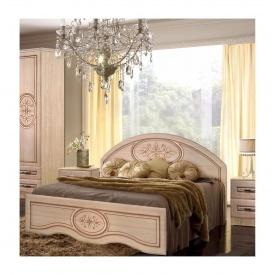 Кровать Мастер Форм Василиса 1870х2040х295 мм береза