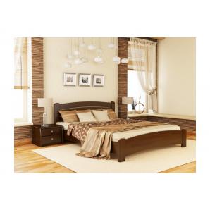 Ліжко Естелла Венеція Люкс 101 2000x1200 мм масив