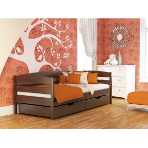 Ліжко Естелла Нота Плюс 101 90x200 см масив