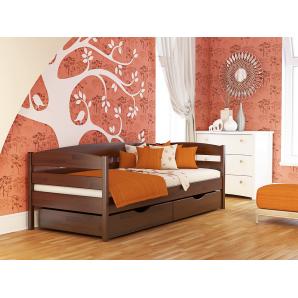 Кровать Эстелла Нота Плюс 108 90x200 см щит