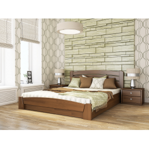 Кровать Эстелла Селена Аури 103 160x200 см щит