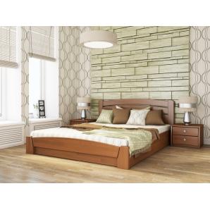 Кровать Эстелла Селена Аури 105 140x200 см щит