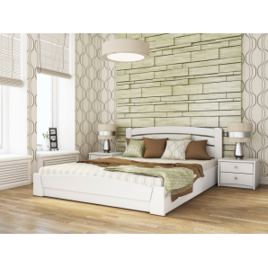 Кровать Эстелла Селена Аури 107 120x200 см массив