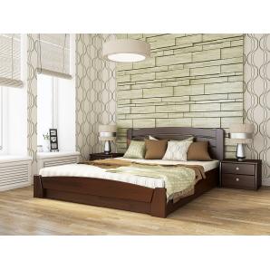 Кровать Эстелла Селена Аури 108 120x200 см массив