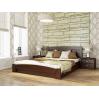 Кровать Эстелла Селена Аури 108 160x200 см массив