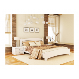 Ліжко Естелла Венеція Люкс 107 2000x1600 мм щит