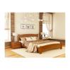 Кровать Эстелла Венеция Люкс 105 2000x1600 мм массив