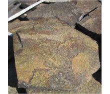 Камень ALEX Group Закарпатский андезит 2,5 см оливковый