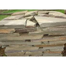 Рваный камень ALEX Group Песчаник оливковый