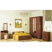 Спальня Мебель-Сервис Соната 4Д орех