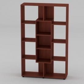Книжный шкаф Компанит КШ-4 1796x1100x350 мм яблоня