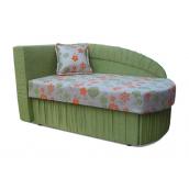 Дитячий диван Віка Колібрі 70 розкладний 75х82х140 см