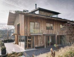 Термодревесина — уникальный, современный, экологичный строительный материал