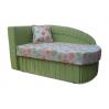 Детский диван Вика Колибри 80 раскладной 85х82x140 см