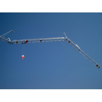 Баштовий кран Eurogru 3610 самомонтуємий стріла 36м вантаж 4т