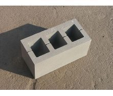 Блок стеновой 400х200х188 мм