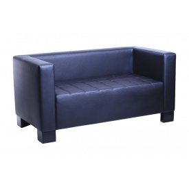 Офисный диван AMF Кристалл Неаполь N-22 1500х740х740 мм двухместный