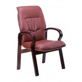 Кресло AMF Лондон CF PU коричневый 62x66x100 см
