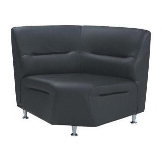 Офісний диван AMF Комбі Неаполь N-20 700х700х800 мм кутовий