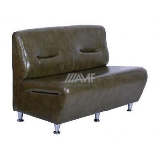 Офісний диван AMF Комбі Неаполь N-20 1200х700х800 мм двомісний