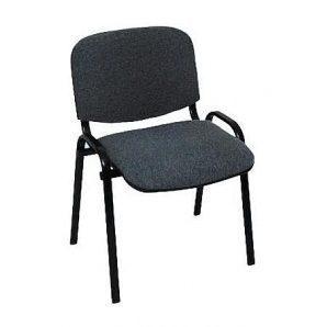 Офисный стул АМF Изо А-02 535х560х840 мм черный