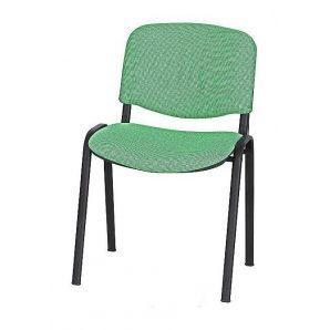 Офісний стілець АМF Ізо А-72 535х560х840 мм чорний