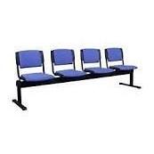 Офісний стілець АМF Призма-4 А-84 635х825х2390 мм чорний